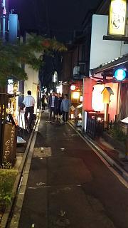 20170916先斗町(その1)