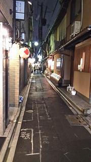 20170916先斗町(その2)