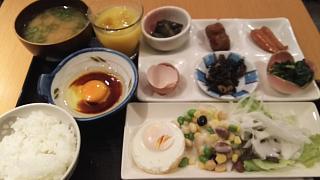 20170917朝ご飯(その1)