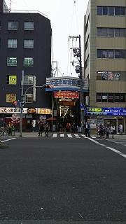 20170923天五中崎商店街(その1)