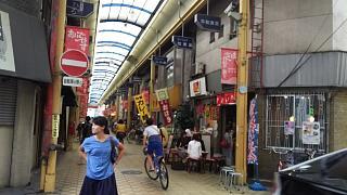 20170923天五中崎商店街(その3)