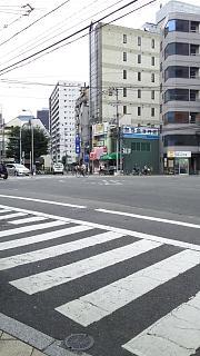 20170923大阪駅へ(その1)