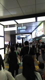 20170923大阪駅
