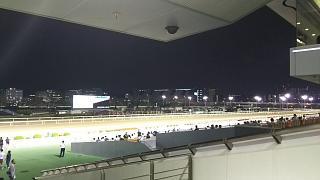 20171002大井競馬(その6)