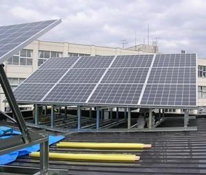 太陽光発電工事