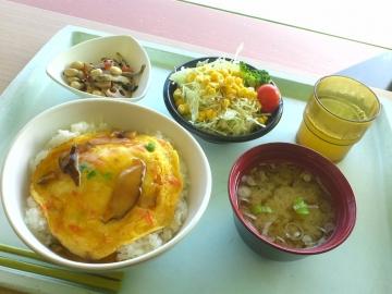 天津丼に小鉢二個追加でも660円!
