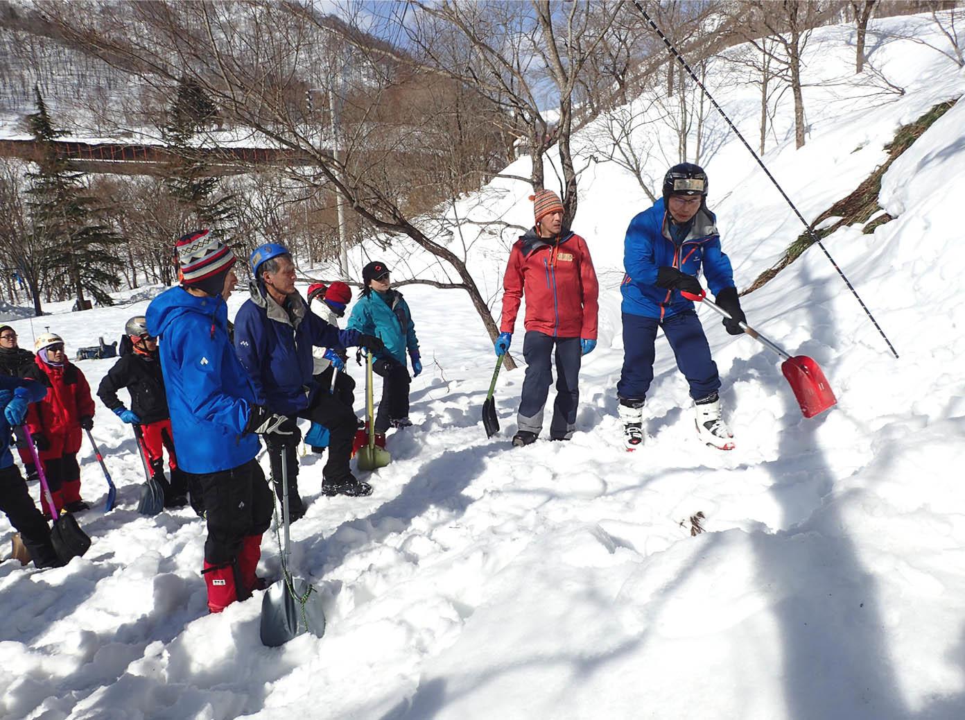 関東雪崩(58)