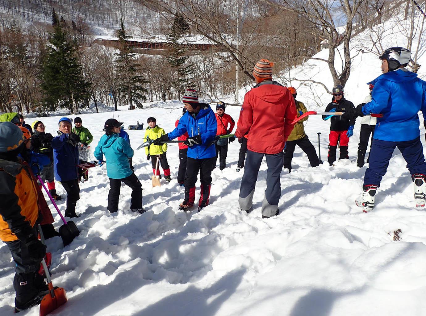 関東雪崩(59)