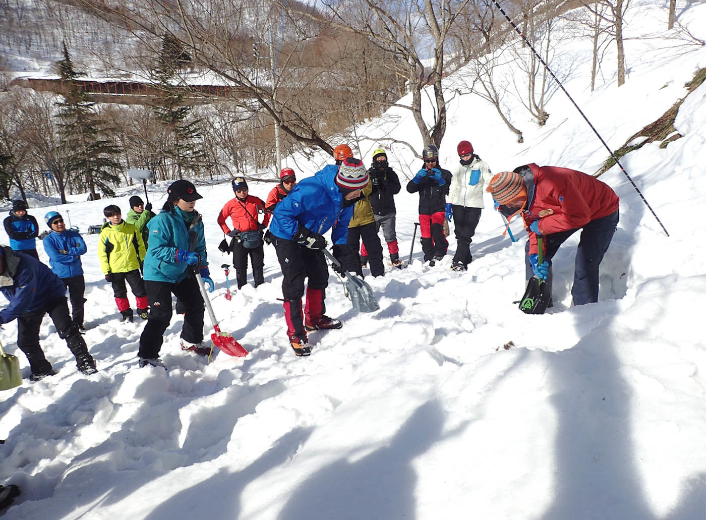 関東雪崩(62)