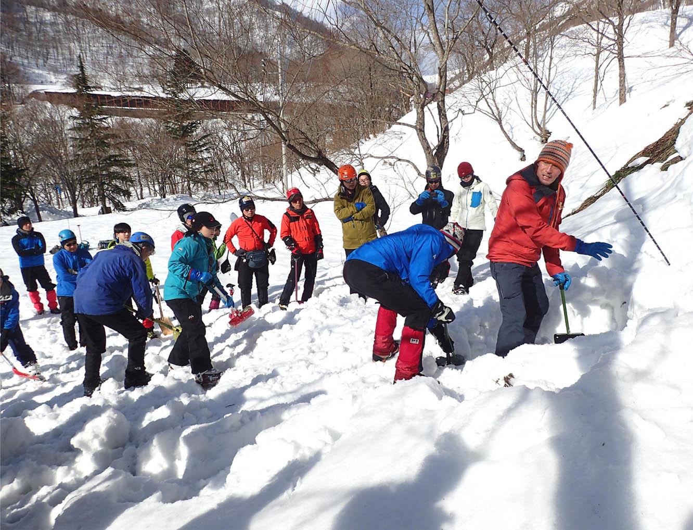 関東雪崩(63)