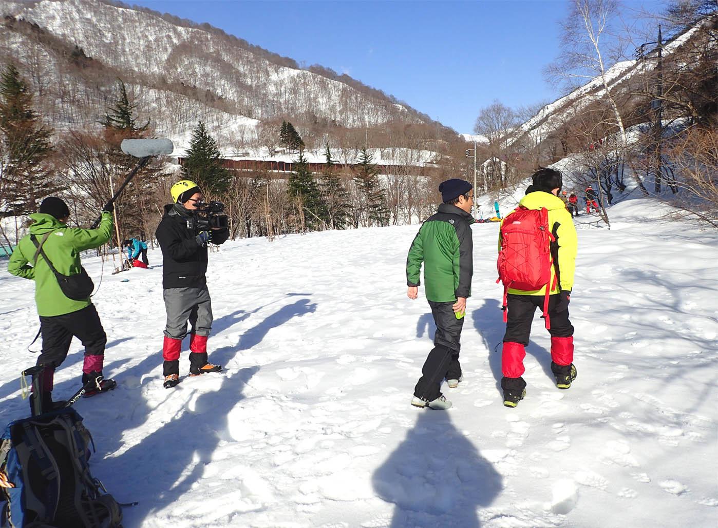 関東雪崩(67)