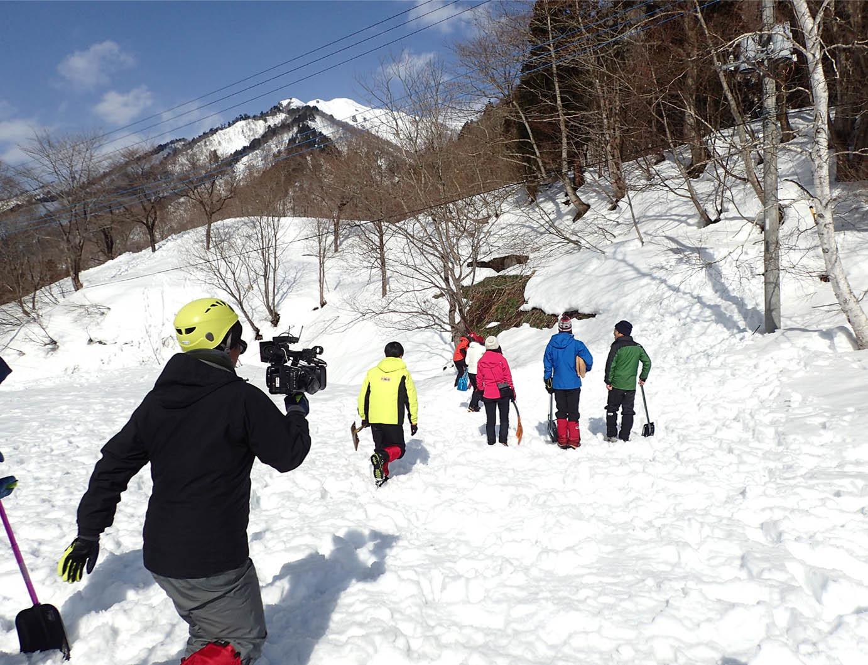 関東雪崩(73)