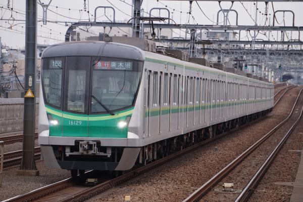 2018-02-21 メトロ16129F 急行唐木田行き