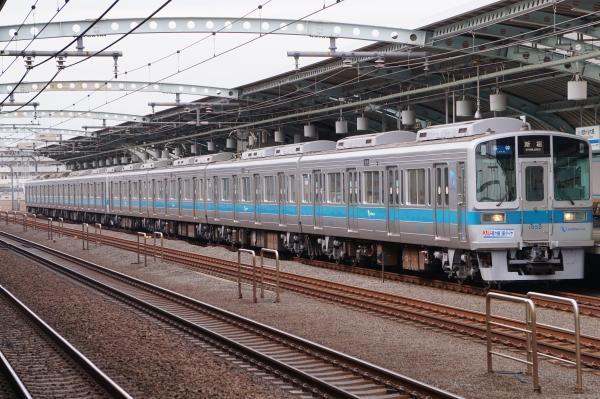 2018-02-21 小田急1055F 各停新宿行き