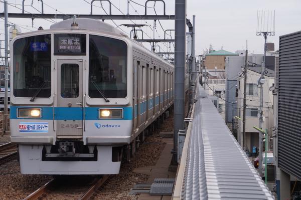 2018-02-21 小田急2059F 各停本厚木行き
