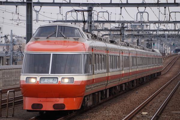 2018-02-21 小田急7000形 はこね号