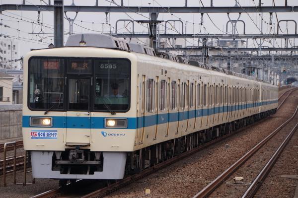 2018-02-21 小田急8065F_8265F 快速急行藤沢行き