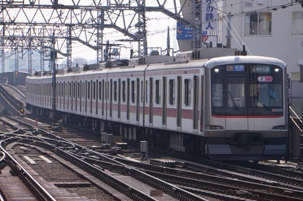 2018-02-27 東急5177F 各停石神井公園行き