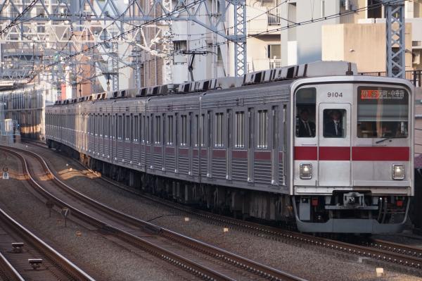 2018-02-27 東武9104F 特急元町・中華街行き