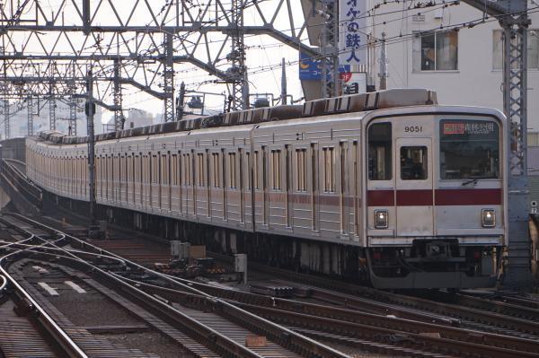 2018-02-27 東武9151F F特急森林公園行き