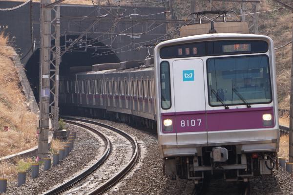 2018-03-03 メトロ8107F 各停押上行き