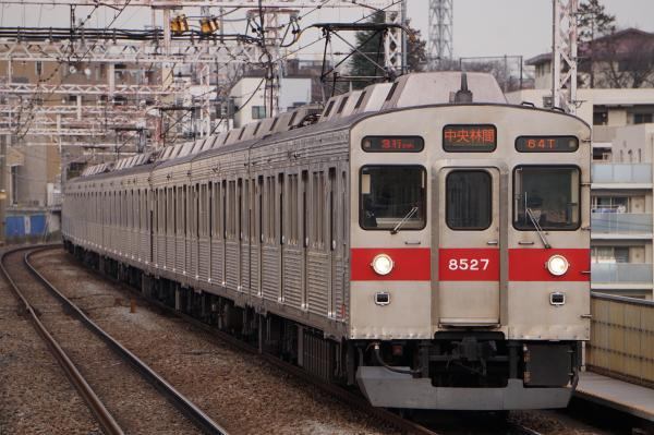 2018-03-03 東急8627F 急行中央林間行き