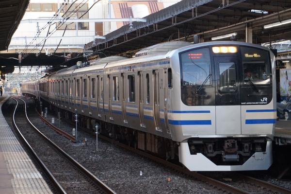 2018-03-04 クラY-124編成 東京行き