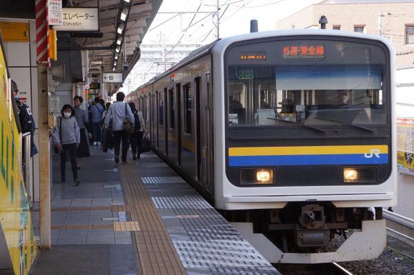 2018-03-04 マリC412編成 成東行き