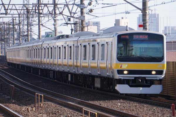 2018-03-04 ミツB4編成 三鷹行き