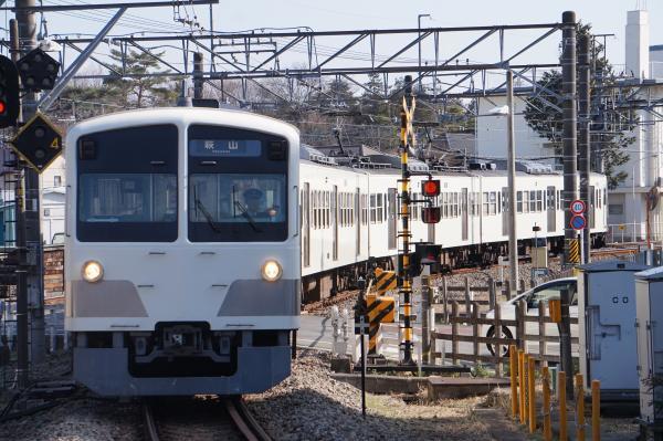 2018-03-06 西武251F 萩山行き 6445レ