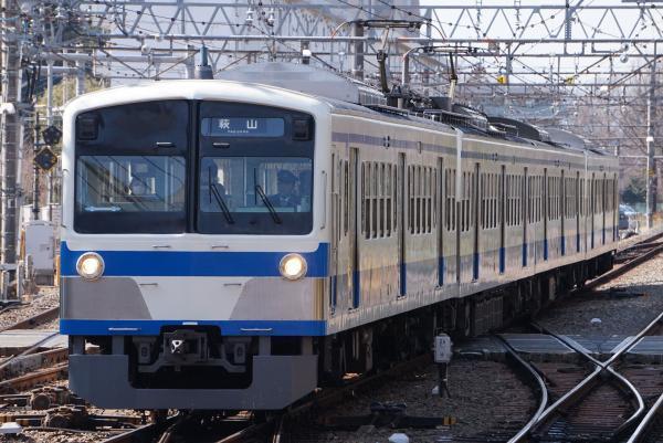 2018-03-06 西武261F 萩山行き 6514レ