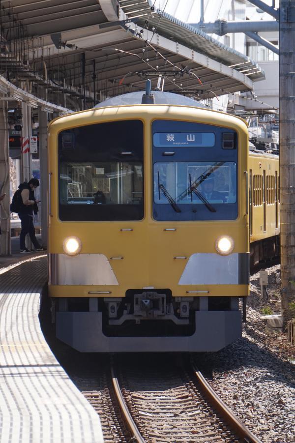 2018-03-06 西武263F 萩山行き 6423レ
