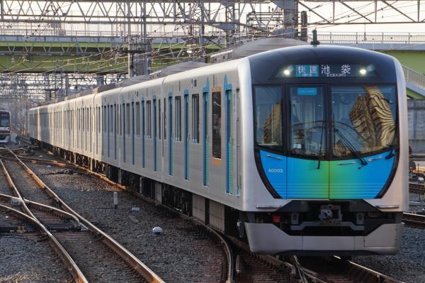 2018-03-06 西武40102F 快速池袋行き 3116レ