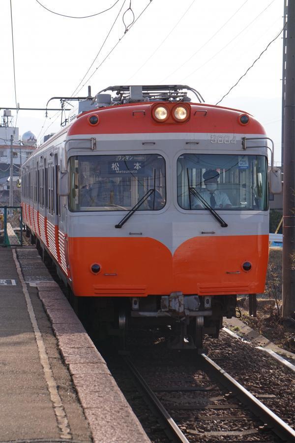 2018-03-14 上高地線3003F 松本行き2