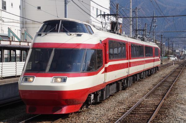 2018-03-15 長野電鉄1000系 ゆけむり湯田中行き2