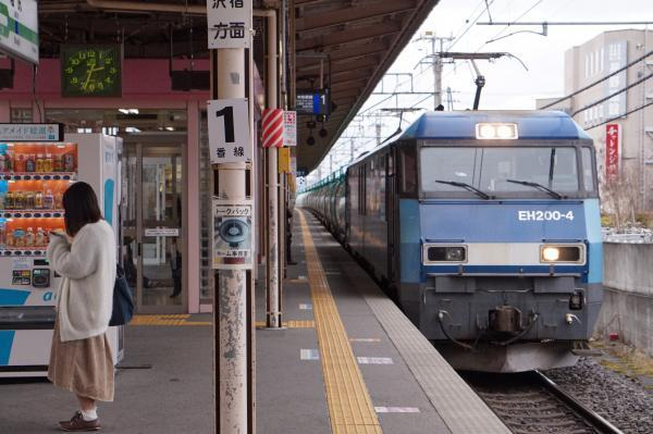 2018-03-16 EH200-4牽引 貨物列車
