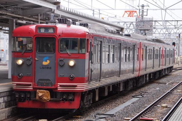 2018-03-16 しなの鉄道S14編成 長野行き