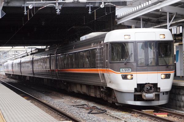 2018-03-16 シンA4編成 しなの号名古屋行き