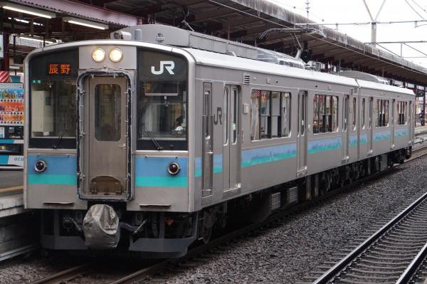 2018-03-16 モトA9編成 辰野行き