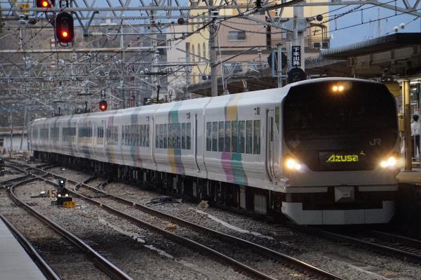 2018-03-16 モトM-111編成 あずさ号松本行き
