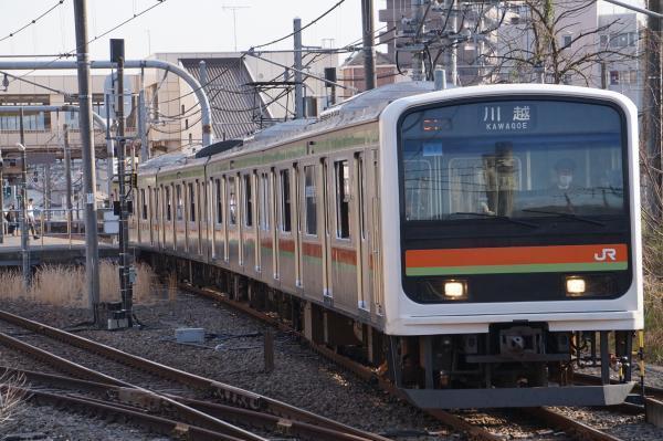 2018-03-26 ハエ62編成 川越行き2