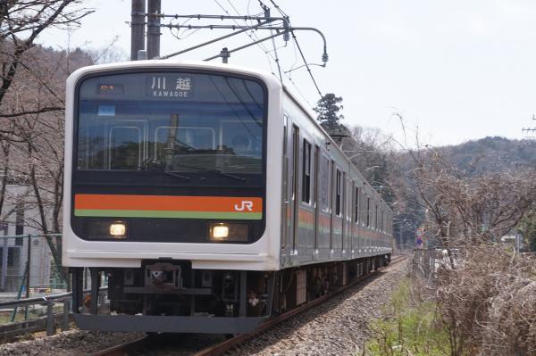 2018-03-26 ハエ62編成 川越行き1