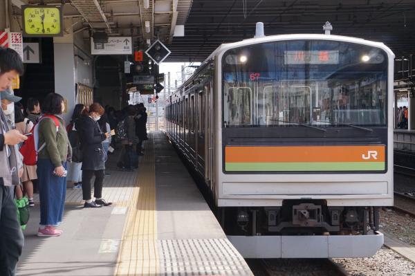 2018-03-26 ハエ81編成 川越行き1