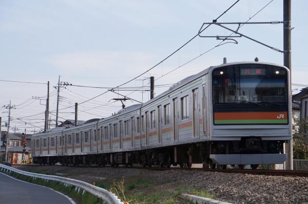 2018-03-26 ハエ81編成 川越行き2