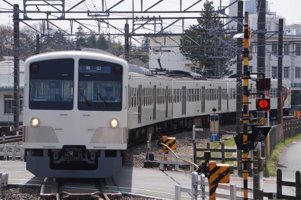 2018-03-26 西武259F 萩山行き 6421レ