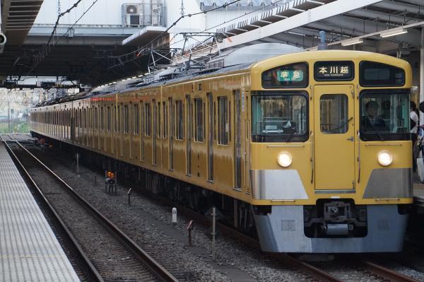 2018-03-26 西武2051F_2517F 準急本川越行き 4611レ