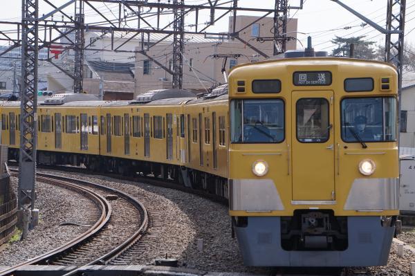 2018-03-26 西武2061F_2407F 回送