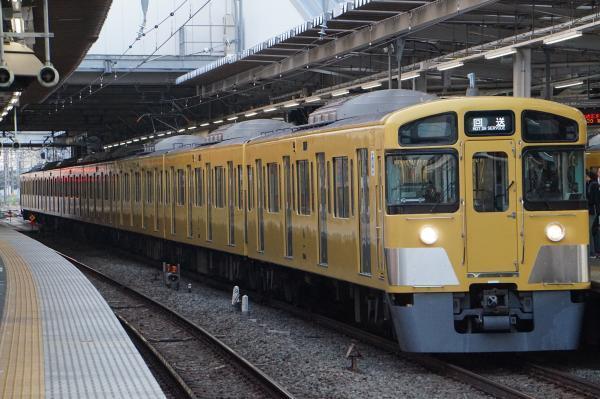 2018-03-26 西武2085F 回送
