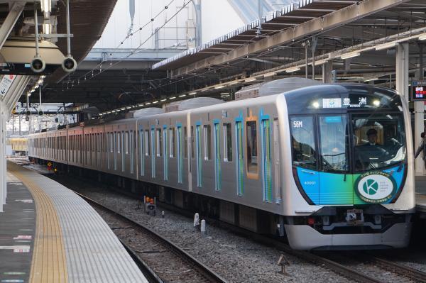 2018-03-26 西武40101F S-TRAIN豊洲行き 506レ
