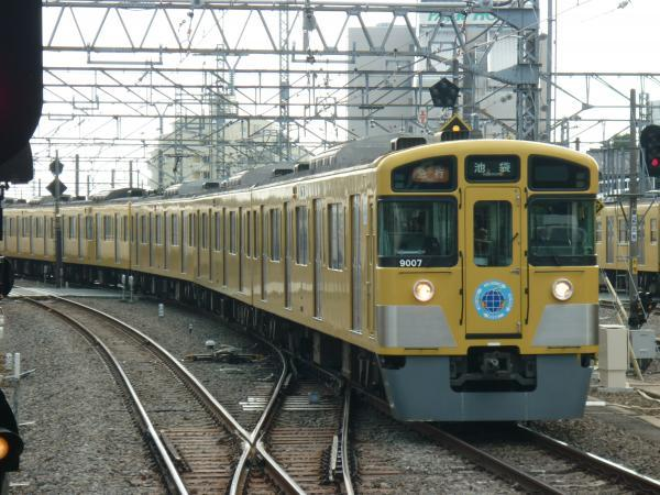 2014-02-28 西武9107F 急行池袋行き1